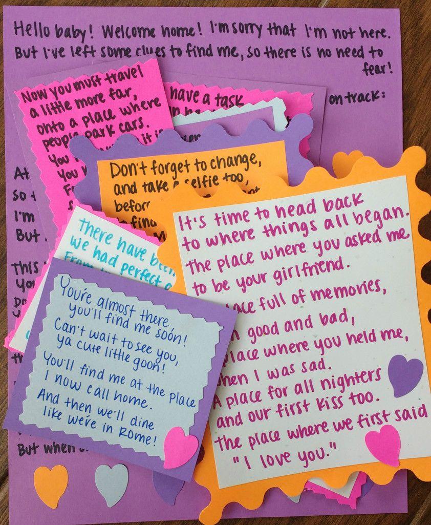 Diy Personalized Anniversary Gift Ideas Boyfriend Gifts