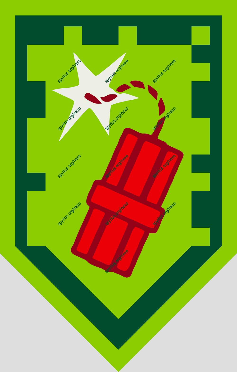 LEGO Nexo Knights Power - Aaron - Dynamighty | spyrius.org | LEGO ...