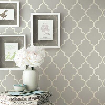 Wallpaper Decor Ideas decorating a hallway: 10 steps to a gorgeous hallway | wall pops