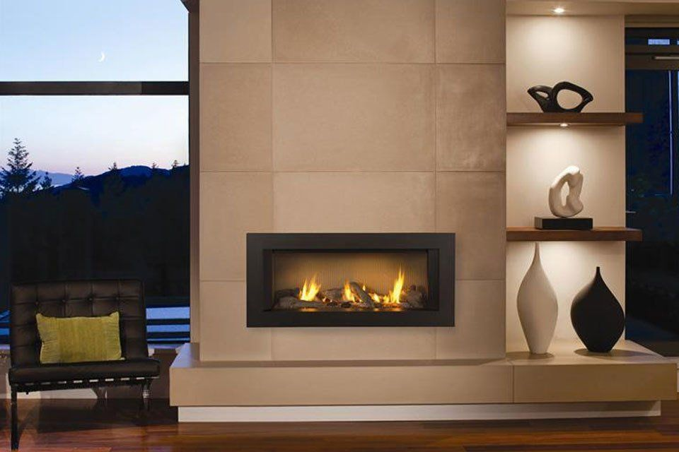 Fireplaces Edmonton Gas Fireplaces Northern Fireplace Modern