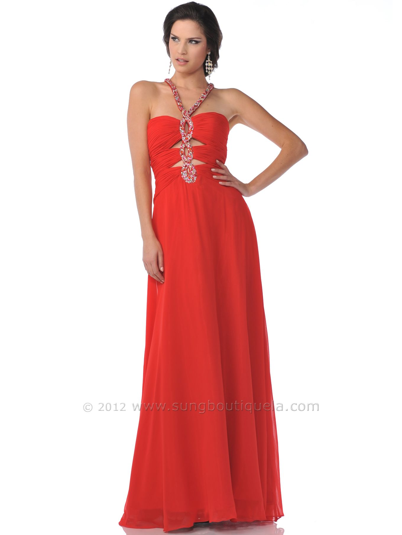 J adore red dress halter good style dresses pinterest prom