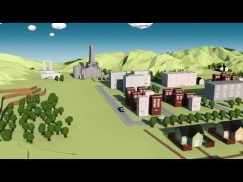 Fortum - Älykäs sähköverkko (pitkä mainos) - YouTube