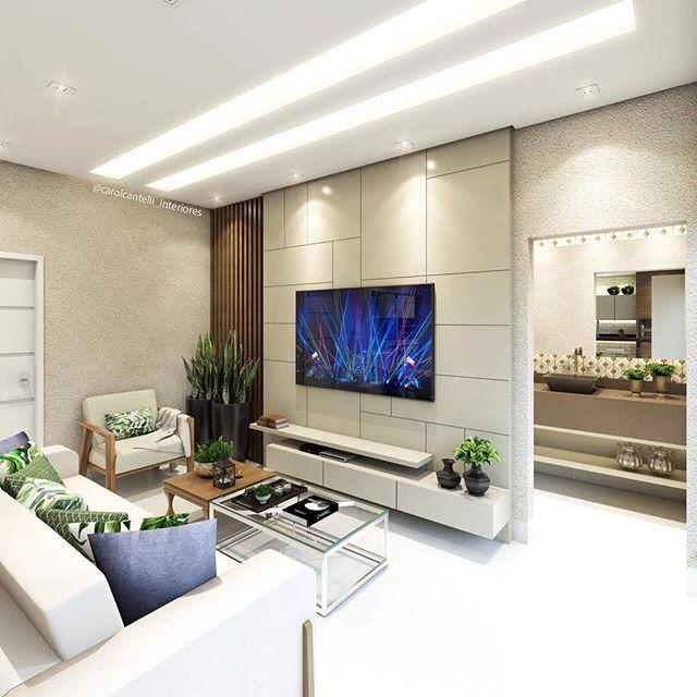 Carol Brechzin Home Tips For Home Theater Room Design Ideas: Totalmente D+++ @carolcantelli_interiores E @decoremais