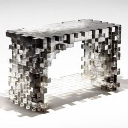 Pixel Bench