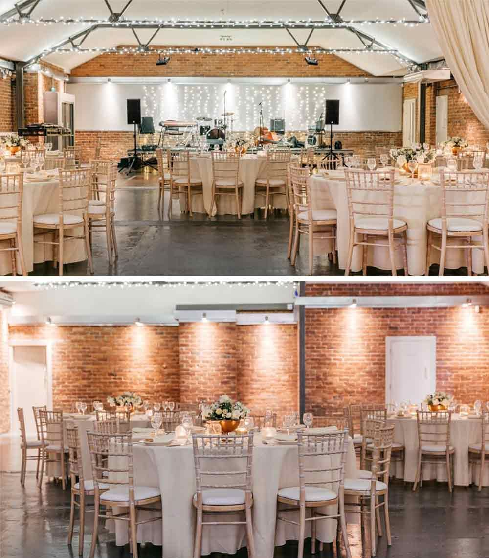 19 Warehouse Wedding Venues That Look Totally Industrial ...