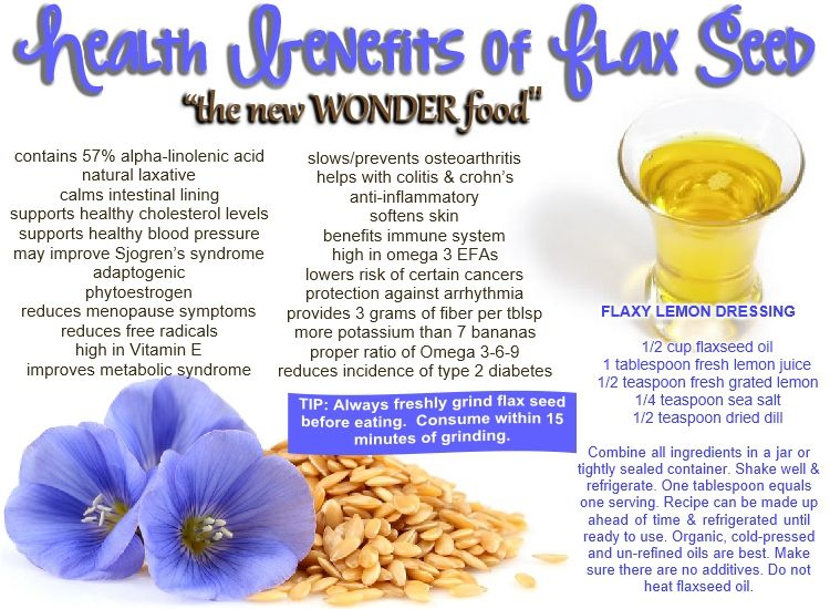 Dubbed as the new wonder food, flax seed and its oil could be called the first nutritional supplement, long before multi-vitamins came along.