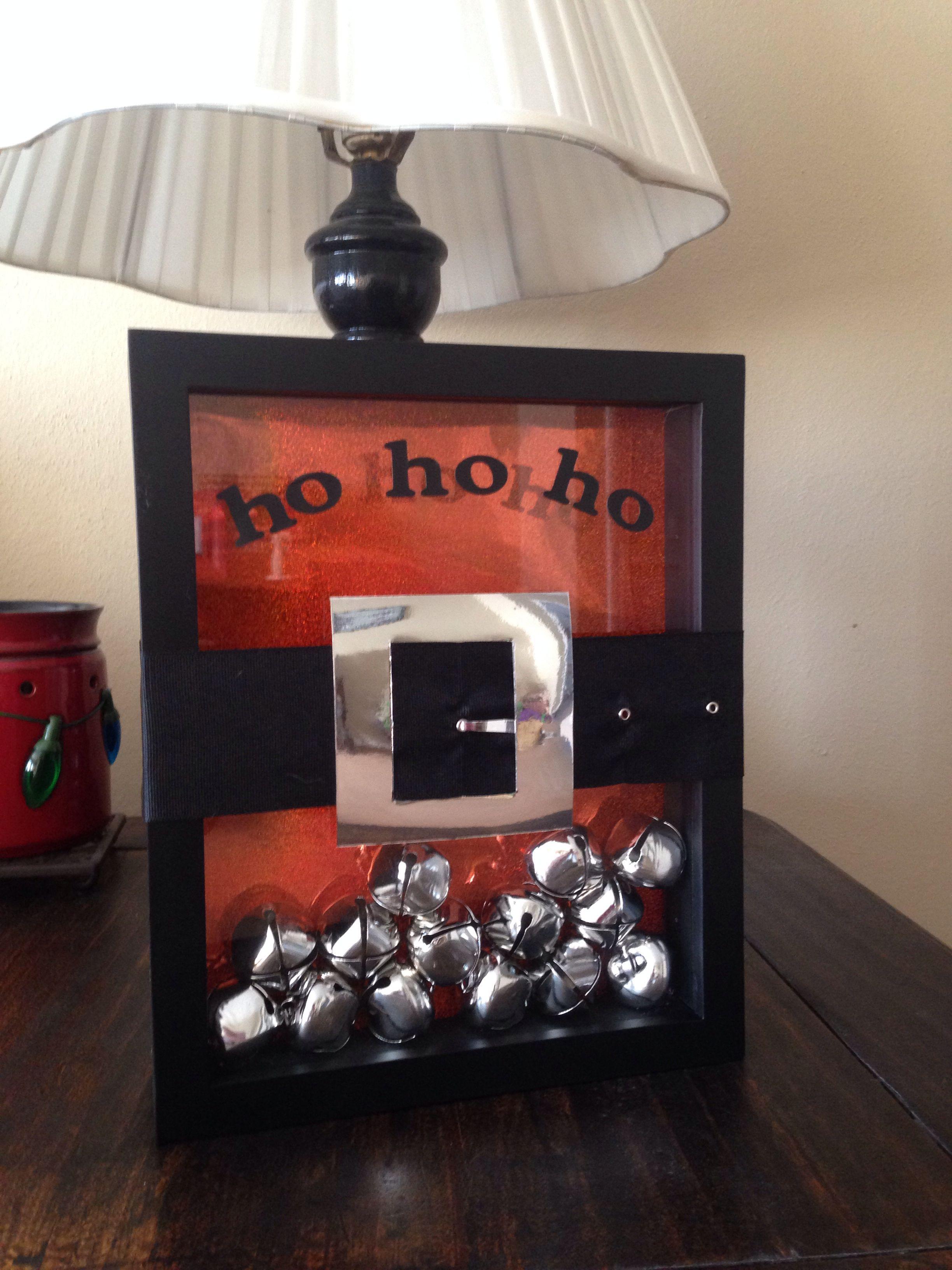 Christmas shadow box HOLIDAY Christmas shadow boxes