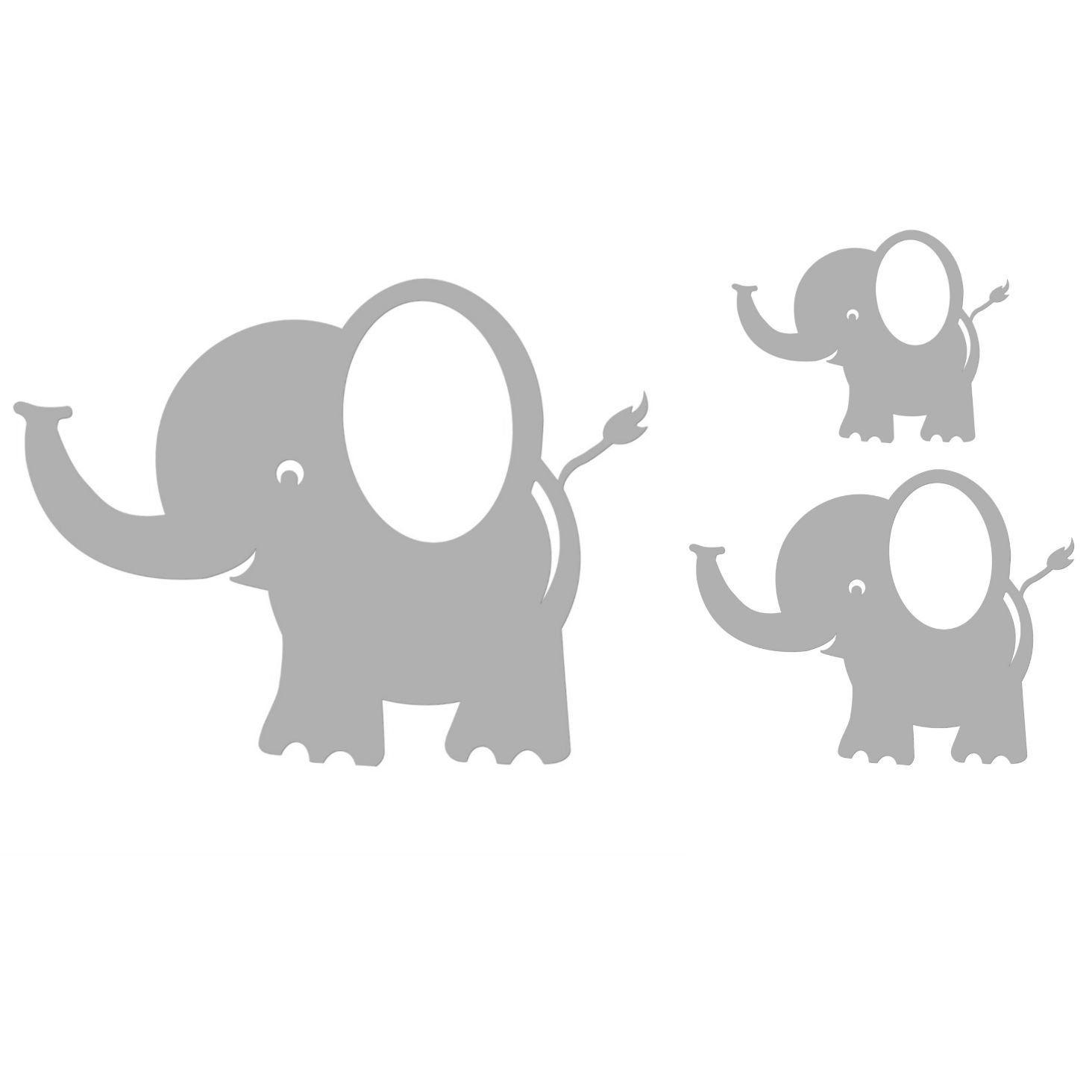 Aliexpresscom Buy Bobee Baby Elephant Wall Decals For Kids Room - Elephant wall decalsamazoncom elephant bubbles wall decal nursery decor baby