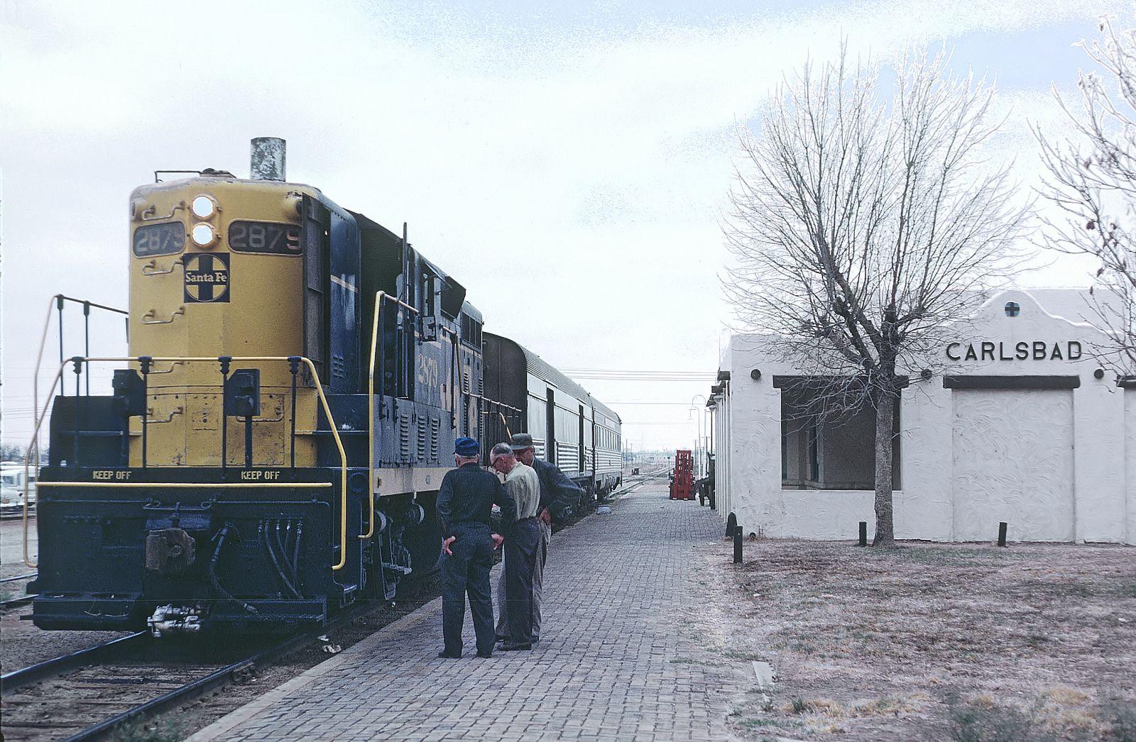 Pin On Railroads Atsf Atchison Topeka Santa Fe