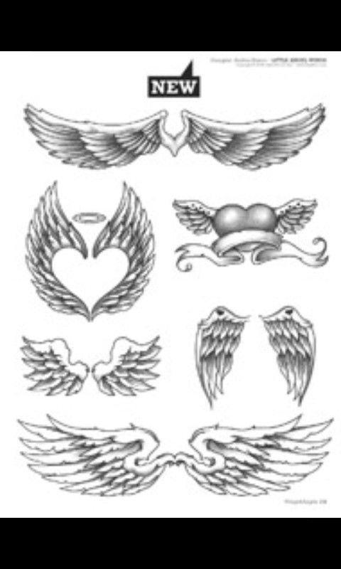 Tatuaggi Ali Tatuaggio Ali Tatuaggi Con Ala Di Angelo Tatuaggi