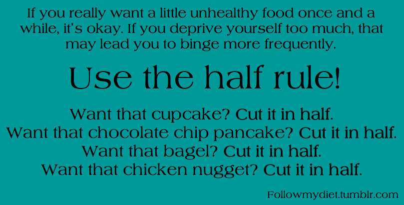Half Rule