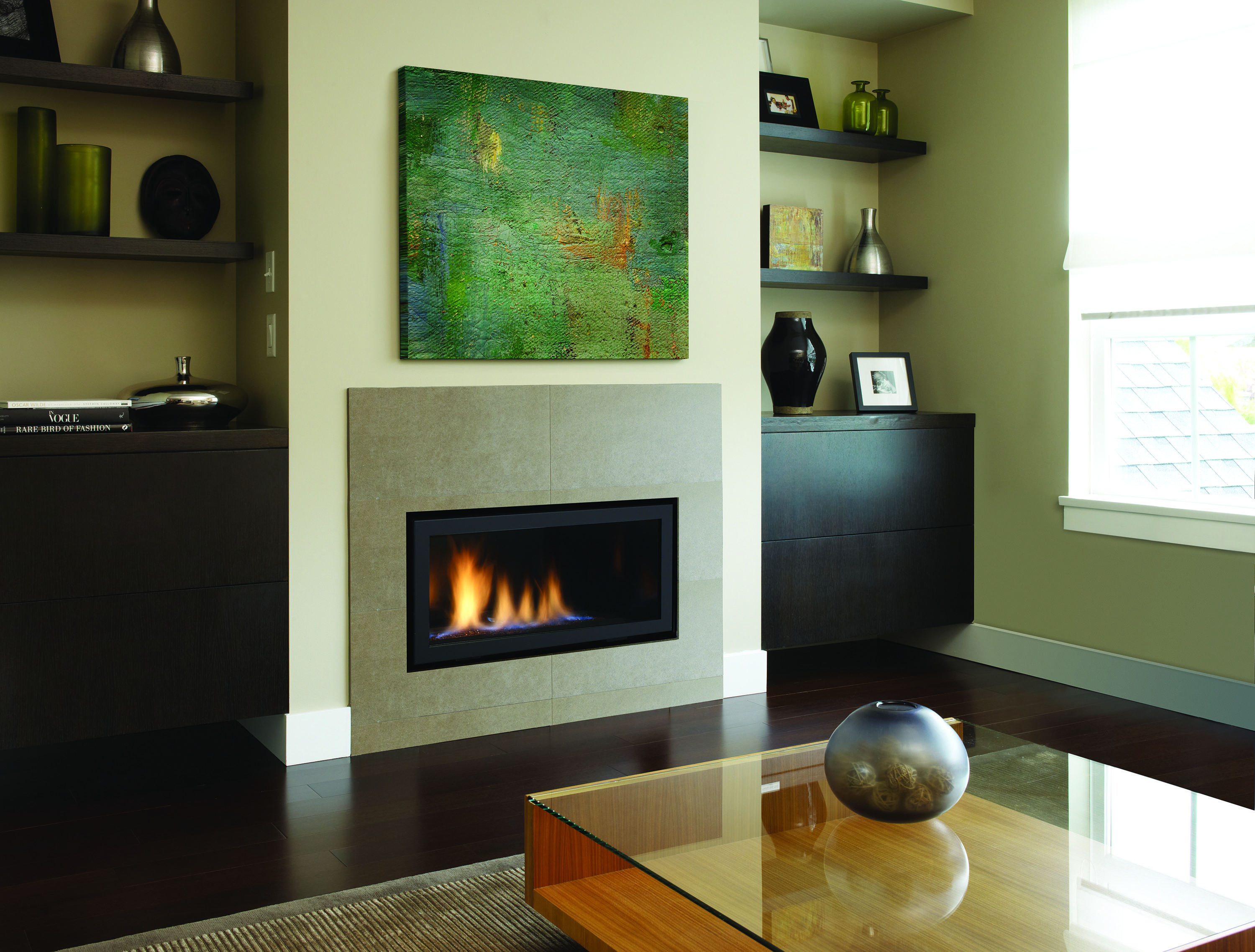 Regency Horizon Hz30 Small Gas Fireplace Vaglio Fireplace