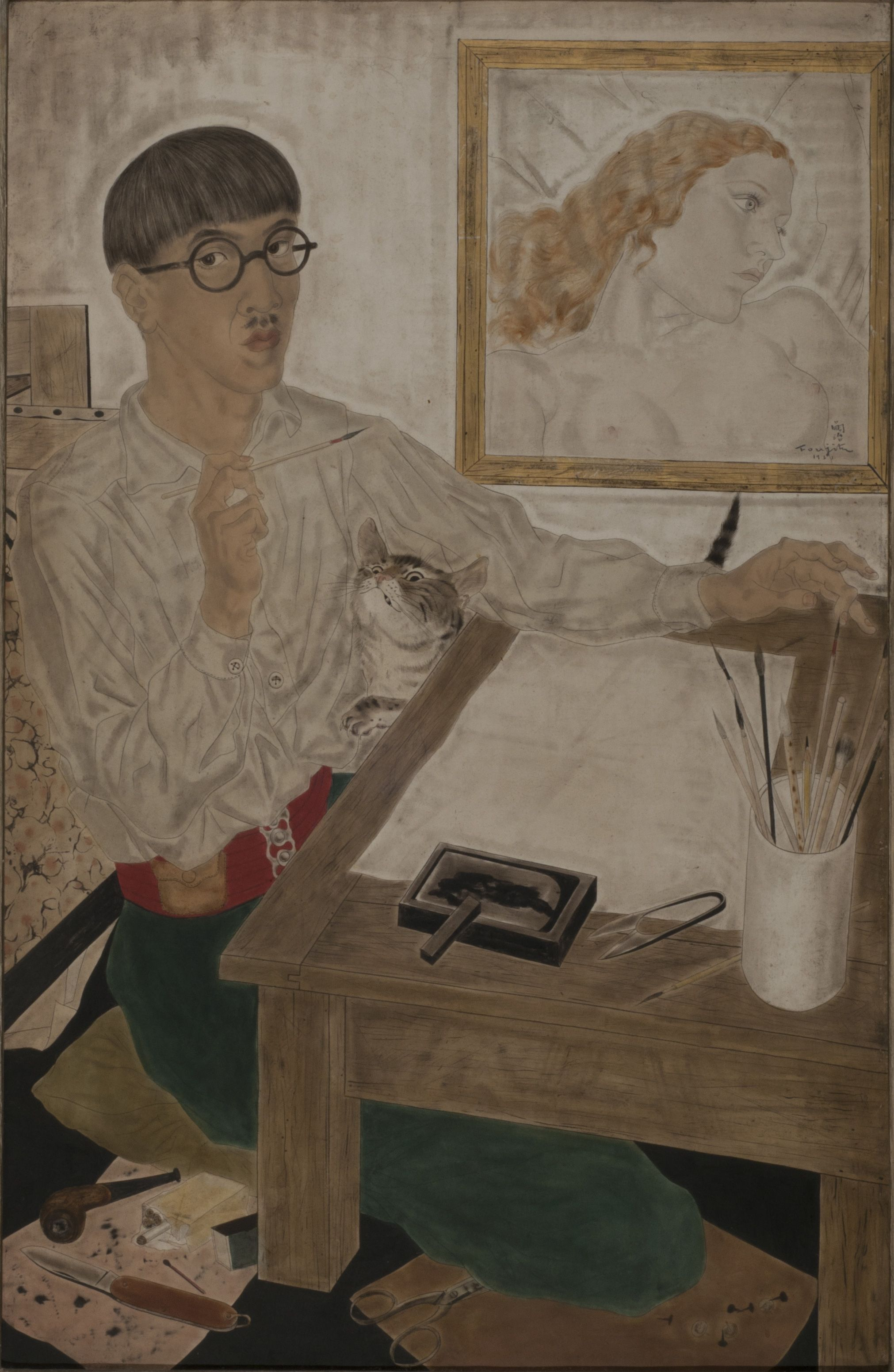 Léonard Tsuguharu Foujita   \