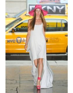 dkny fashion week at nyc! ss2012..