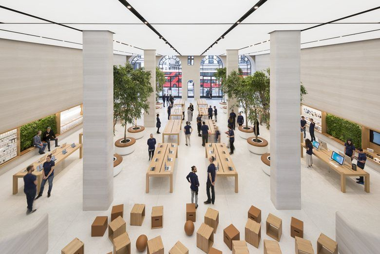 wwwarchilovers/projects/192866/apple-regent-streethtml - innovatives interieur design microsoft