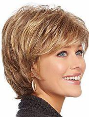 Épinglé sur coiffure, perruque