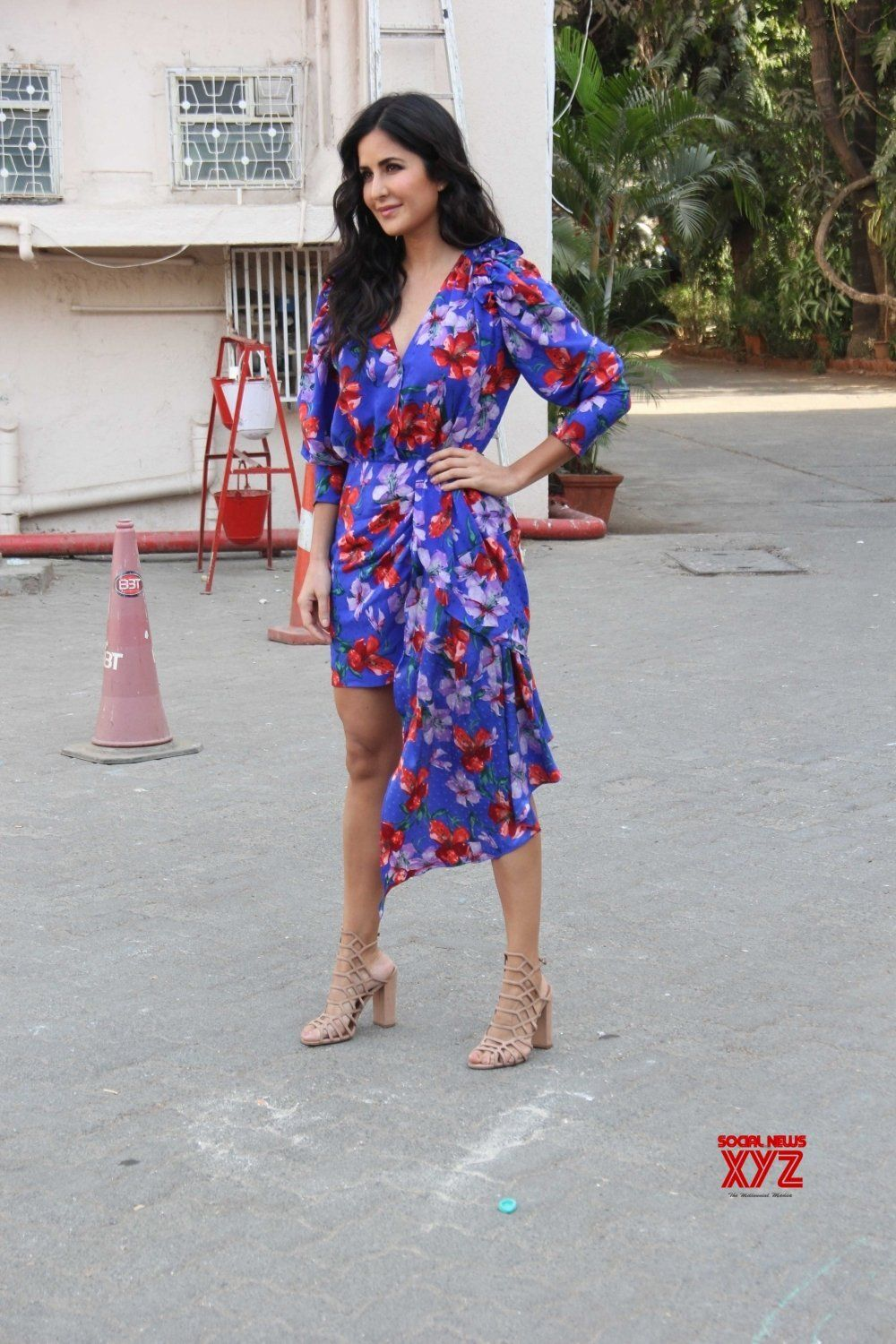 "Mumbai: Katrina Kaif during ""Bharat"" promotions #Gallery ..."