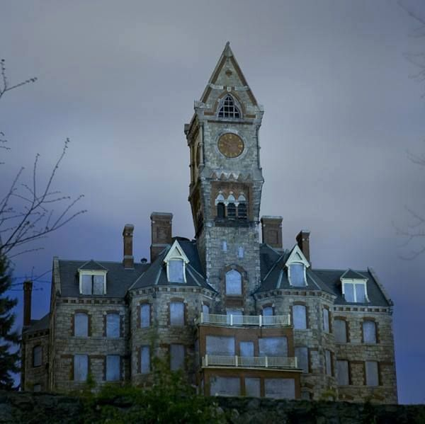 The Old Worcester State Hospital Worcester, Mass.