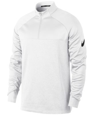 7456187b NIKE Nike Men'S Golf Therma Mock Neck Half-Zip Shirt. #nike #cloth #  activewear