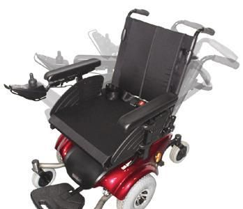 Swell C T M Hs 2850Rs Rehab Seat Mid Wheel Drive Power Chair Theyellowbook Wood Chair Design Ideas Theyellowbookinfo