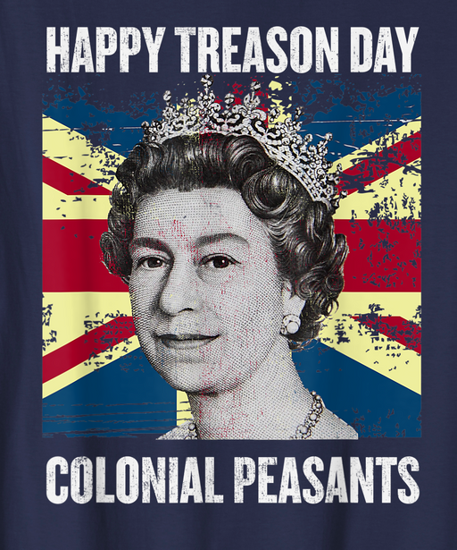 Happy Treason Day Colonial Peasants Shirt a great 4th of July Tee to wear  on Independence day if you are from the United King… | Treason day, Peasant,  Peasant shirt