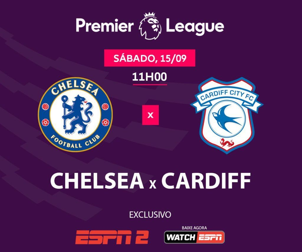 Ao Vivo Chelsea X Cardiff Tempo Real E Como Assistir Club