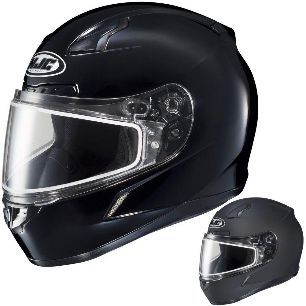 Hjc Cl 17 Mens Snowmobile Helmet Snowmobile Helmets Full Face Helmets Helmet