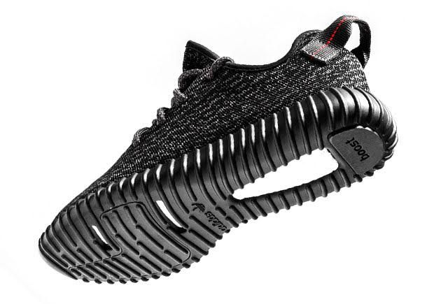 Finish Line is restocking the adidas Yeezy 350 Boost Pirate Black for a  release on Friday