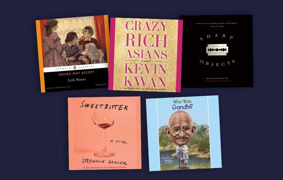 Books On Screen Summer 2018 Adaptations Books Audio Books Adaptations