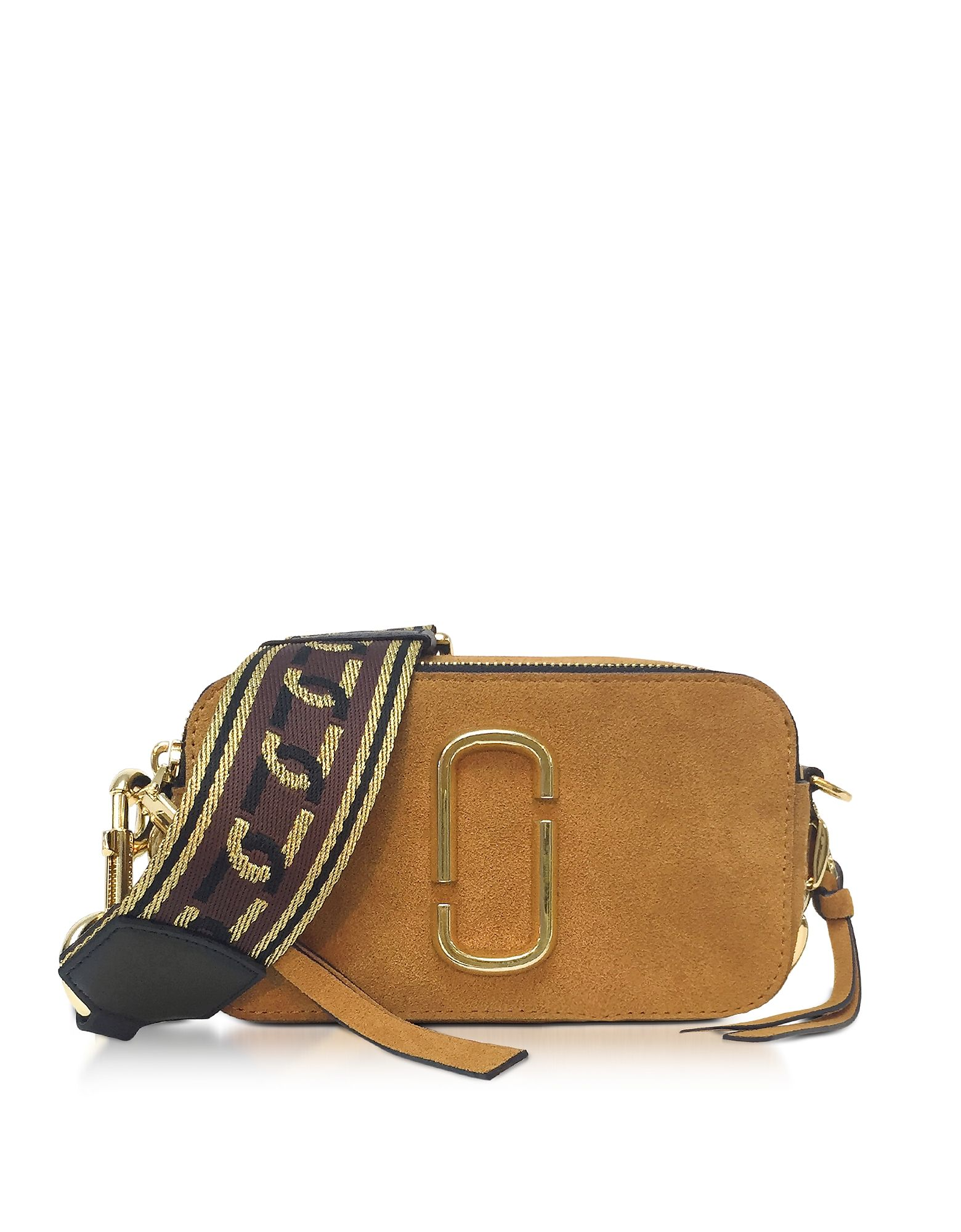 a01392f0ea6f MARC JACOBS MUSTARD YELLOW CHAIN SNAPSHOT SMALL CAMERA BAG.  marcjacobs   bags