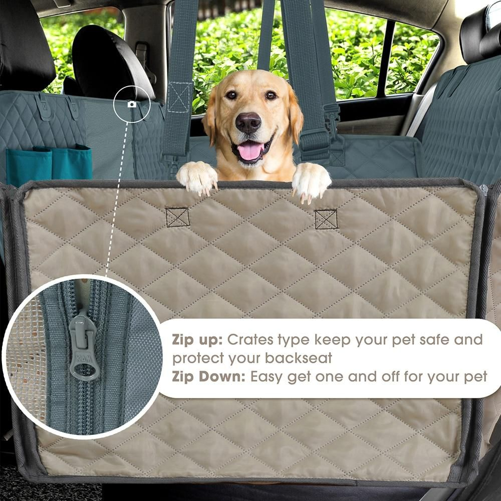 Waterproof Dog Car Seat Cover View Mesh Coolesttrends Store In 2020 Pet Car Seat Covers Dog Car Seat Cover Pet Seat Covers