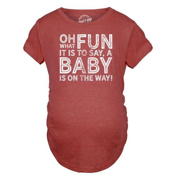 8d9fc4f50505f Maternity Shirts For Christmas