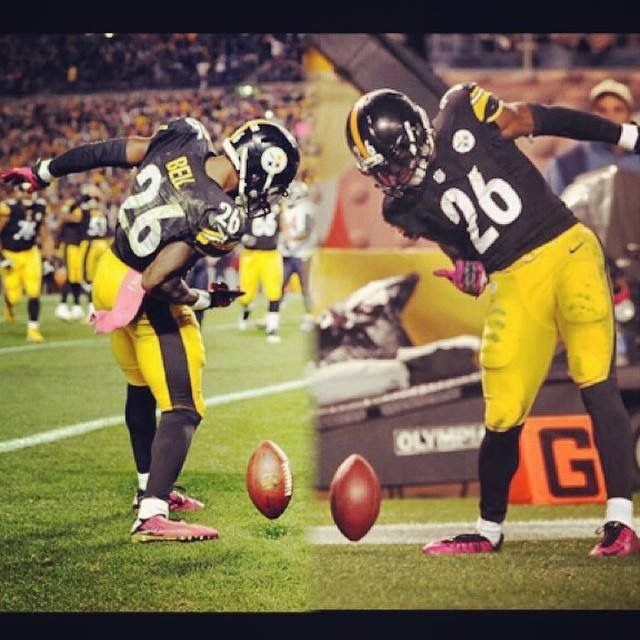 PITTSBURGH STEELERS~#26 Le'veon Bell