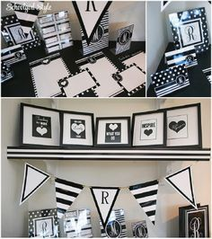 Black And White Clroom Decorations Google Search