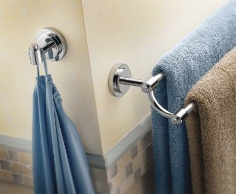 Need to make sure we have double towel bar. Iso chrome 24\