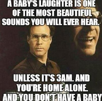 A Babys Laughter Funny Quotes Just For Laughs Laugh