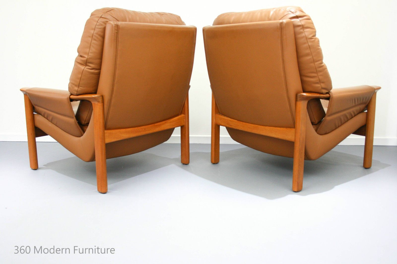 Tessa Leather 3 seater 2 Armchairs Retro Vintage Lounge Suite Sofa