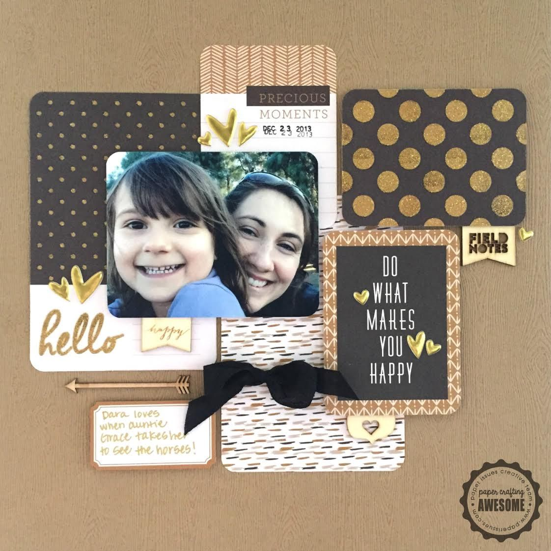 Becky Monmaney for Paper Issues--Product Spotlight * Becky Higgins - Themed Project Life Cards*