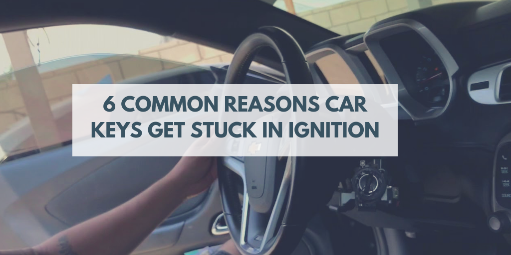 Here's 6 Common Reasons Of Car Keys Get Stuck In Ignition
