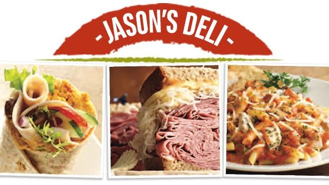 JASON'S DELI NEAR ME | Jasons deli, Deli, Restaurant coupons