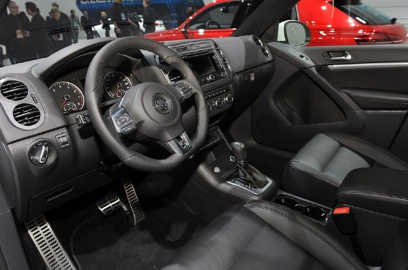 2014 Volkswagen Tiguan Interior - Sweet!   Autos   Pinterest ...