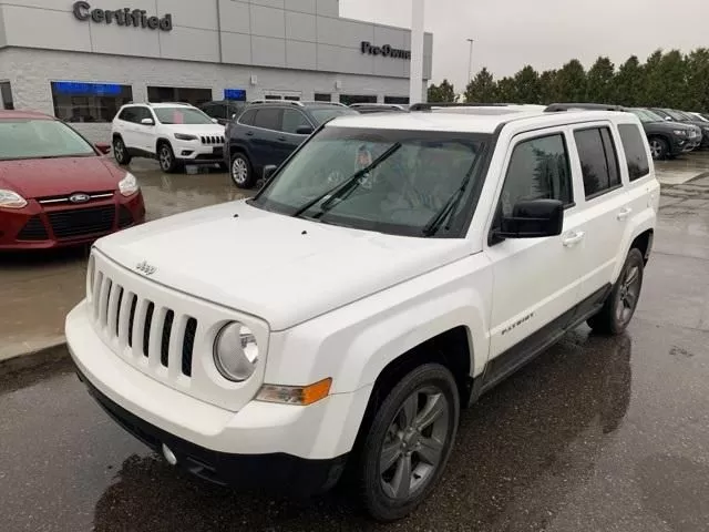 Used 2015 Jeep Patriot High Altitude For Sale At Szott M 59