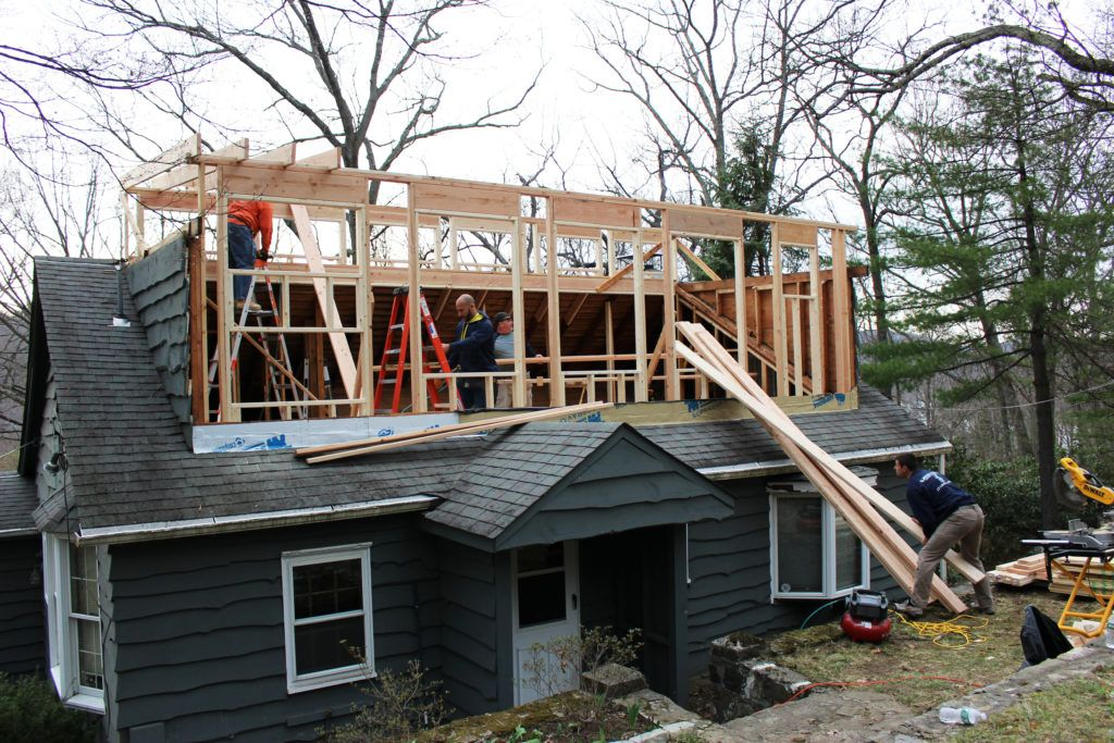 Framing To Raise The Roof In 2020 House Cost Roof Cost Dormer Roof
