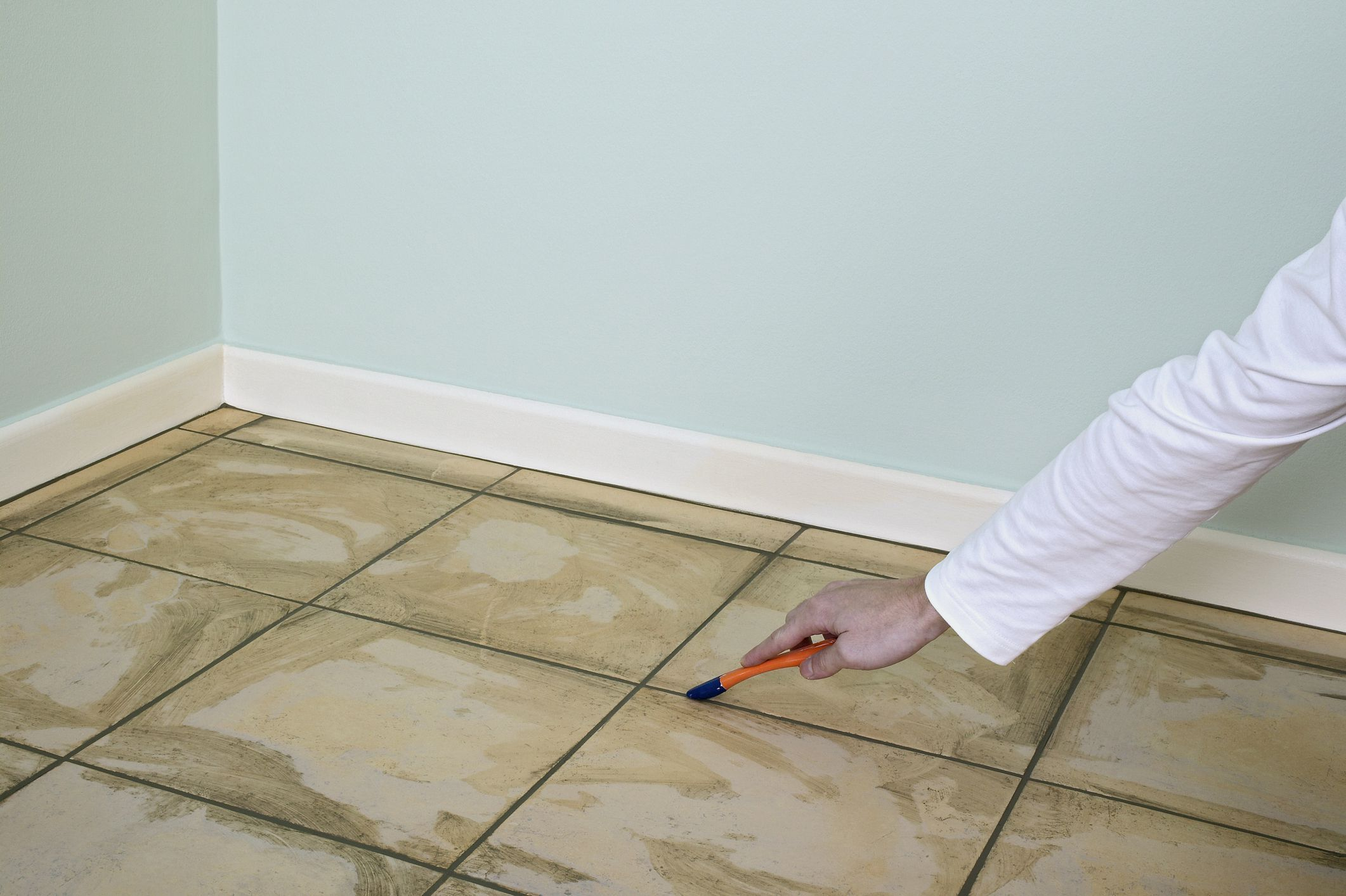 How to Change Grout Color Darker or Lighter Grout color