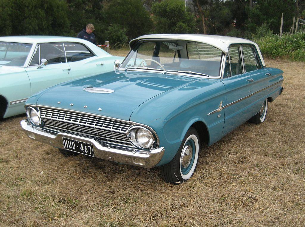 1963 Australian Ford XL Falcon Maintenance/restoration of
