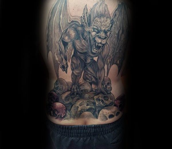 70 Gargoyle Tattoo Designs for Men - Stone Statue Ideas - 70 Gargoyle Tatt ... -... -  70 Gargoyle Tattoo Designs for Men – Stone Statue Ideas – 70 Gargoyle Tatt … –  70 Gargoyle - #beautifultattoos #designs #gargoyle #Gargoyletattoo #ideas #meaningfultattoos #Men #statue #stone #tatt #tattoo