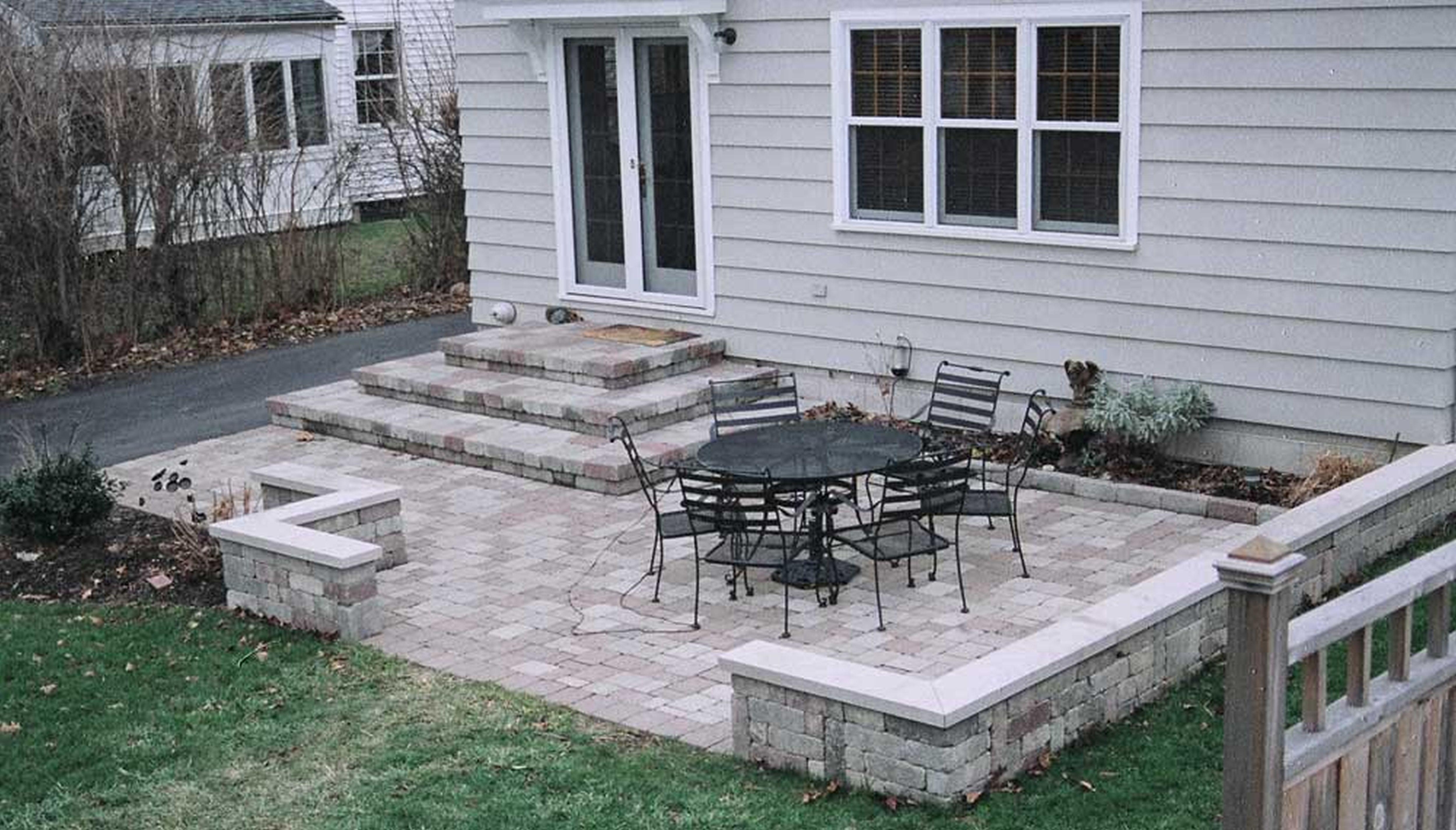 Download Stone Decks And Patios Designs | Garden Design
