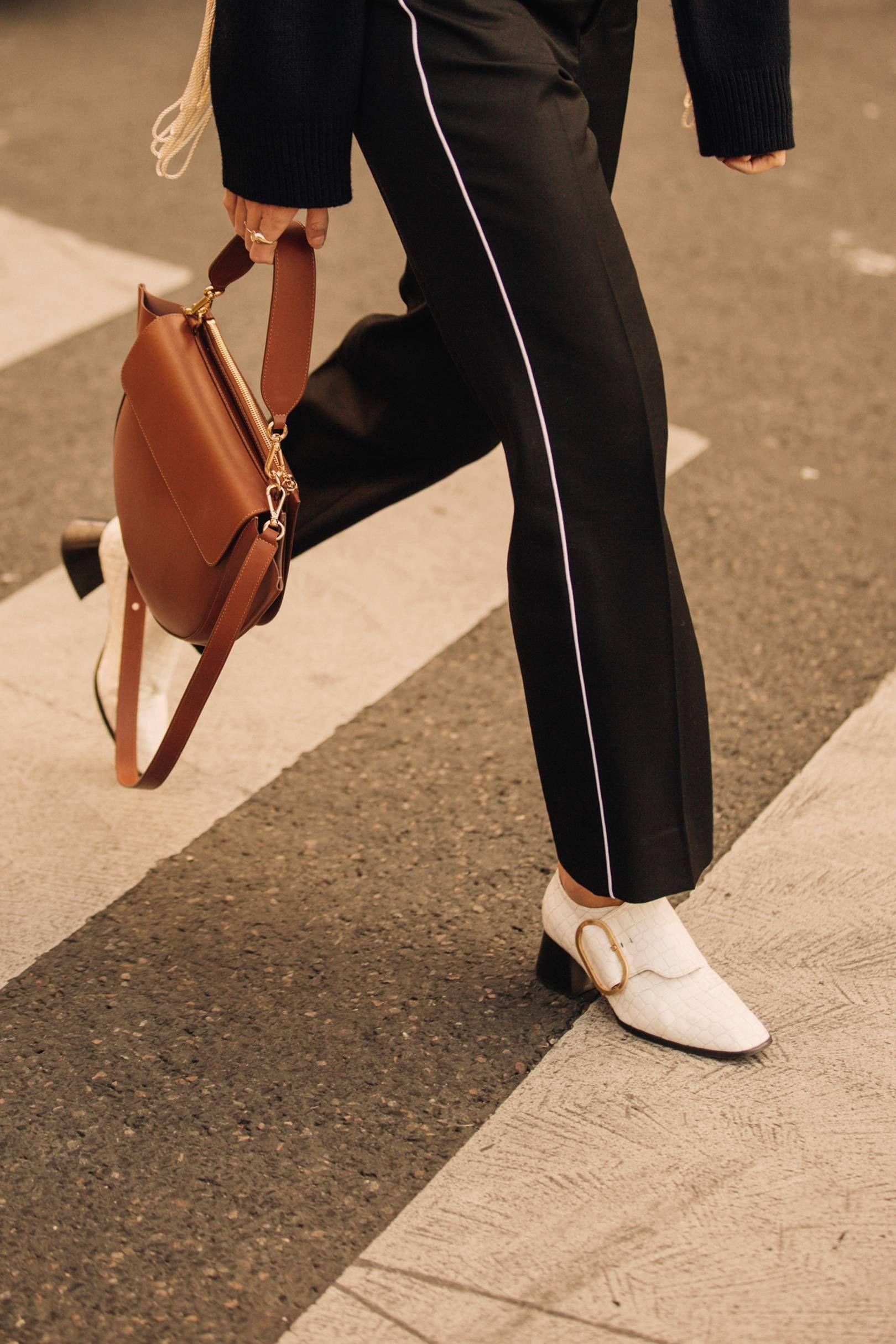 d1fb225806f The Best Street Style From Paris Fashion Week | Street Style / Women ...