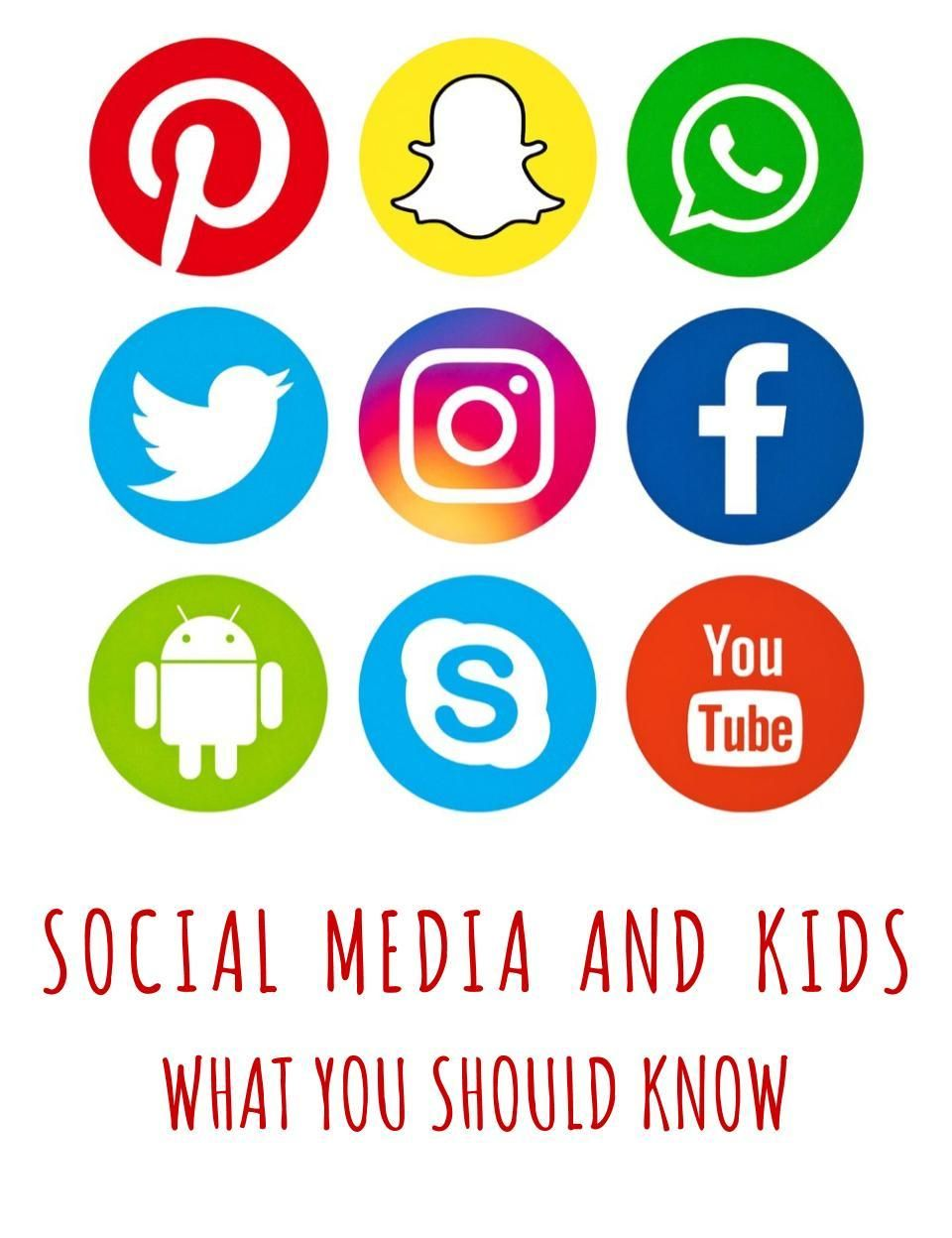 Social Media and Kids what you should know guest post
