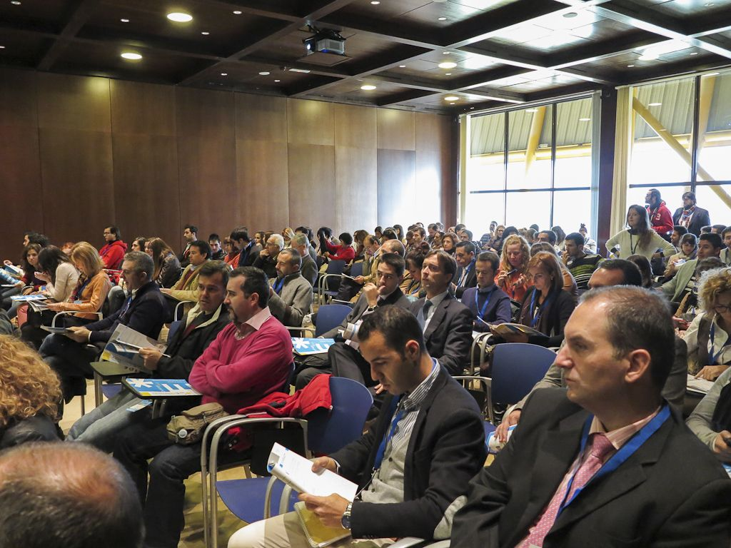 2º Foro de Autoempleo #SerEmprendedor celebrado en @Fycma del 27 al 28 de noviembre de 2013   #Malaga #Emprender #Emprendedores